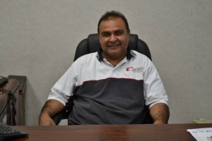 Arif Jaffer of Discount Tire & Auto Centre of Scarborough, ON