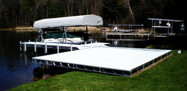 Docks and Lifts Ryden Marine & Minocqua Yamaha