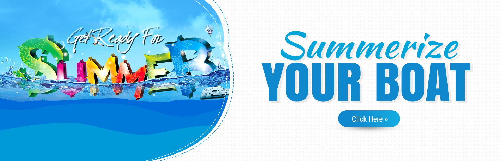 Summerize Your Boat: Contact us for details.