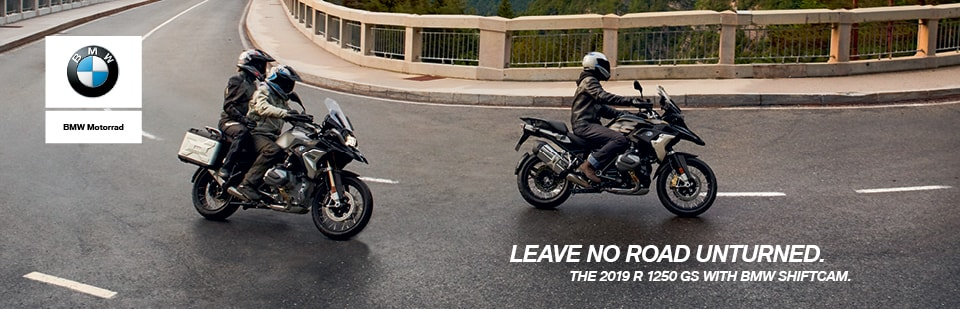 introducing the 2019 R1250GS