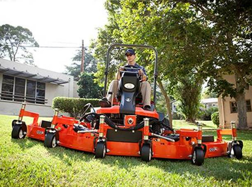 Kubota F Series Commercial Mowers