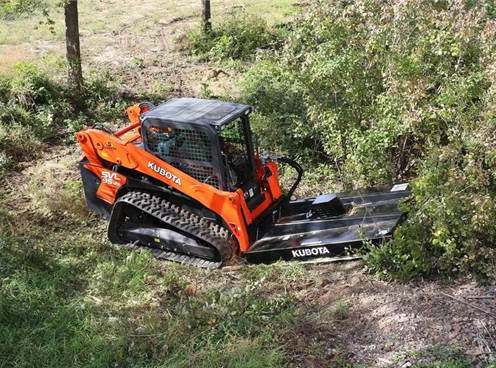 Kubota by Land Pride Commercial Mowers
