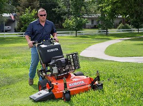 Kubota Walk Behind Commercial Mowers