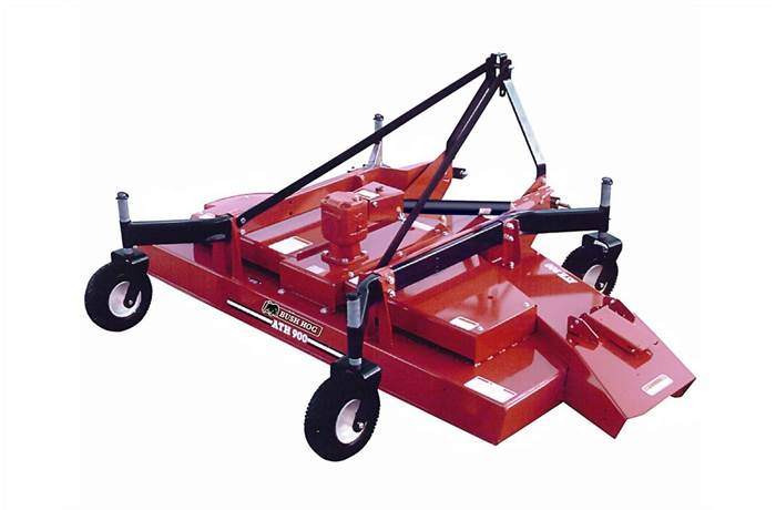 Bush Hog Finishing Mowers