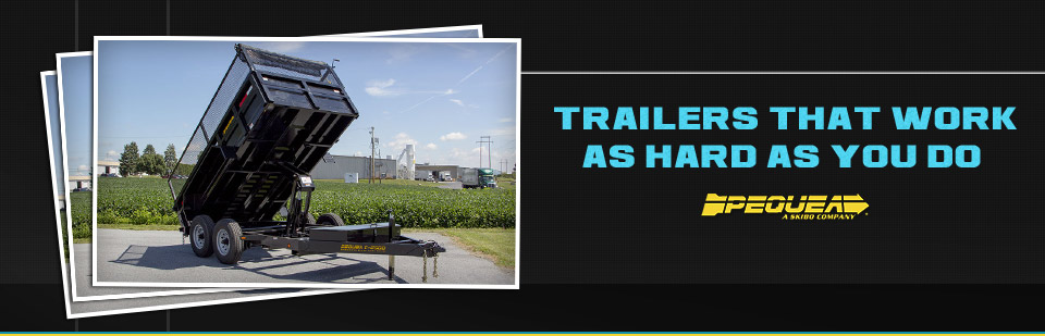 Pequea Trailers: Click here to view the models.