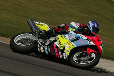Suzuki GSXR750 KWS Motorsports N Charleston SC 843 552 7177
