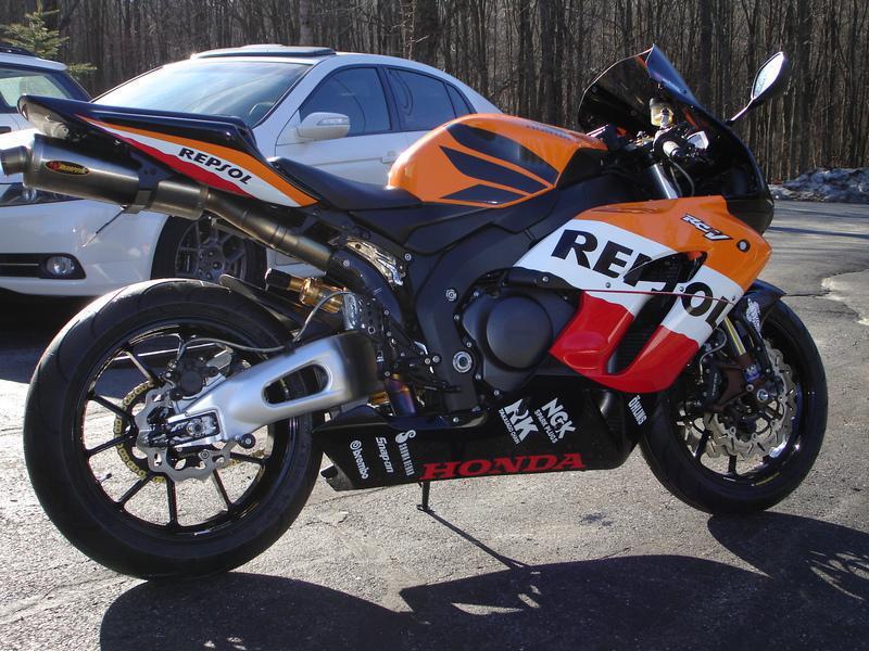 Honda Cbr1000rr Kws Motorsports N Charleston Sc 843 552 7177