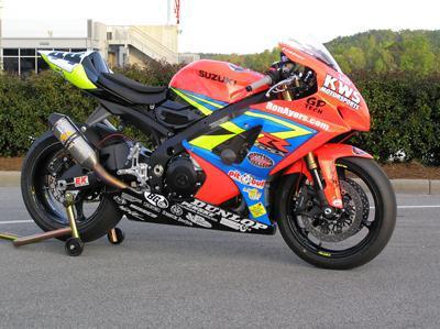 Suzuki Gsxr1000 Kws Motorsports N Charleston Sc 843 552 7177
