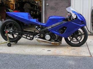 Suzuki GSXR1000 KWS Motorsports N  Charleston, SC (843) 552-7177