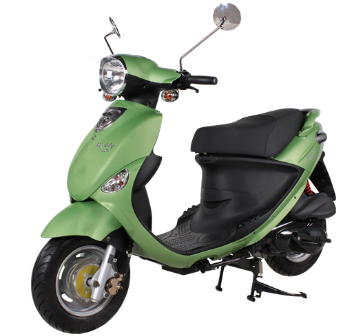Genuine Scooter Company Buddy 125 For Sale In Limited Stock Available At Certain Locations Fl Wild Hogs Scooters Motorsports