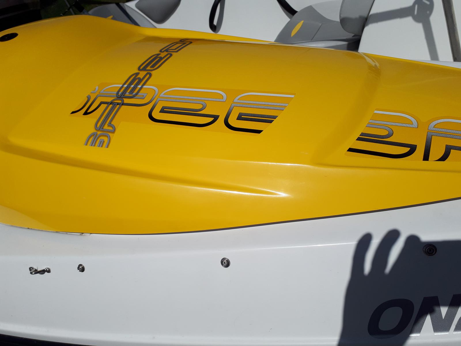 2009 Sea Doo Sportboat boat for sale, model of the boat is SPEEDSTER 150 & Image # 3 of 5