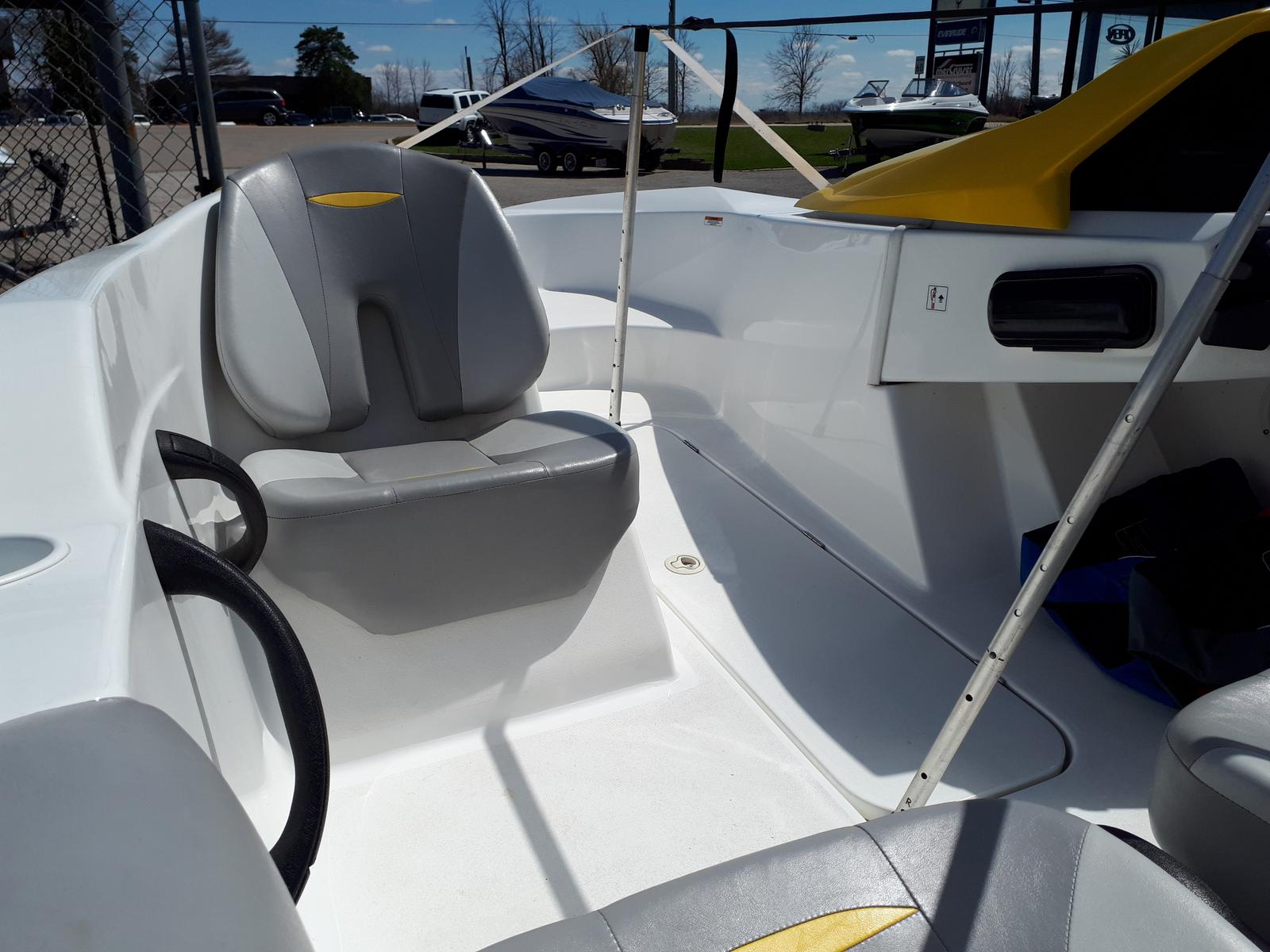 2009 Sea Doo Sportboat boat for sale, model of the boat is SPEEDSTER 150 & Image # 4 of 5