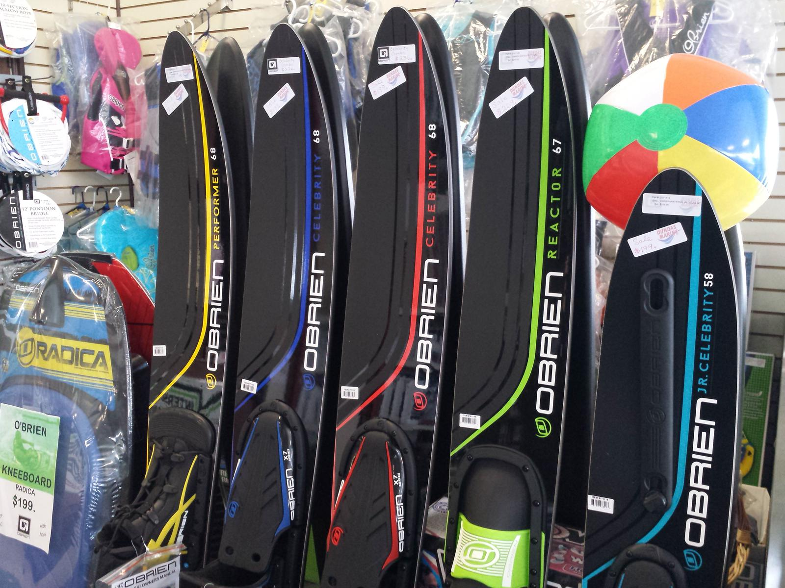 2018 O'Brien boat for sale, model of the boat is Water Skis Combos & Image # 1 of 2