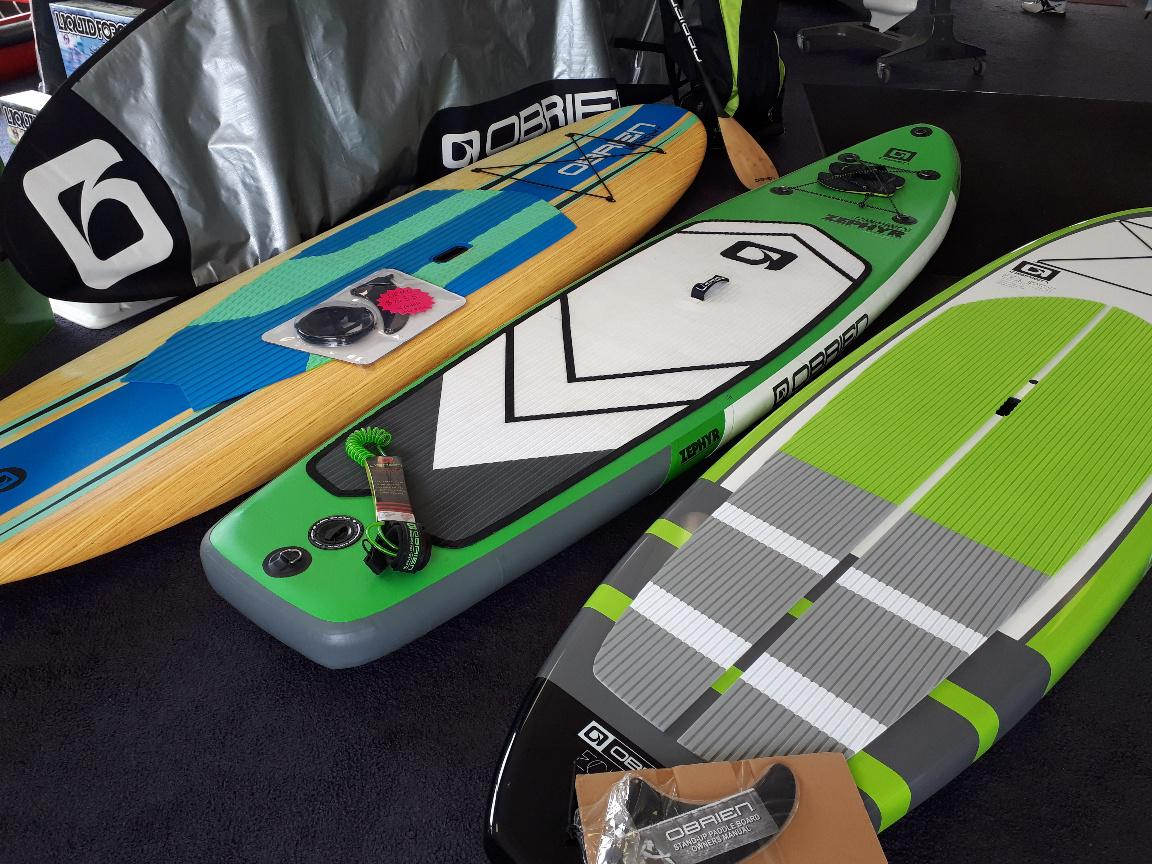2017 O'Brien boat for sale, model of the boat is Stand Up Paddleboard & Image # 1 of 2