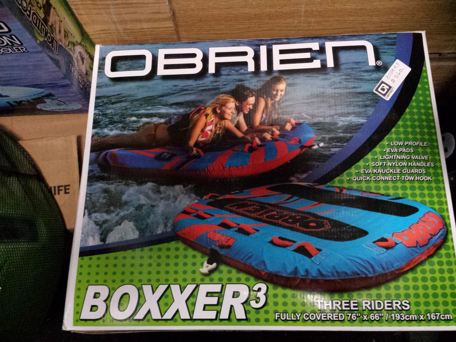 2017 O'Brien boat for sale, model of the boat is Boxxer 3 & Image # 1 of 2