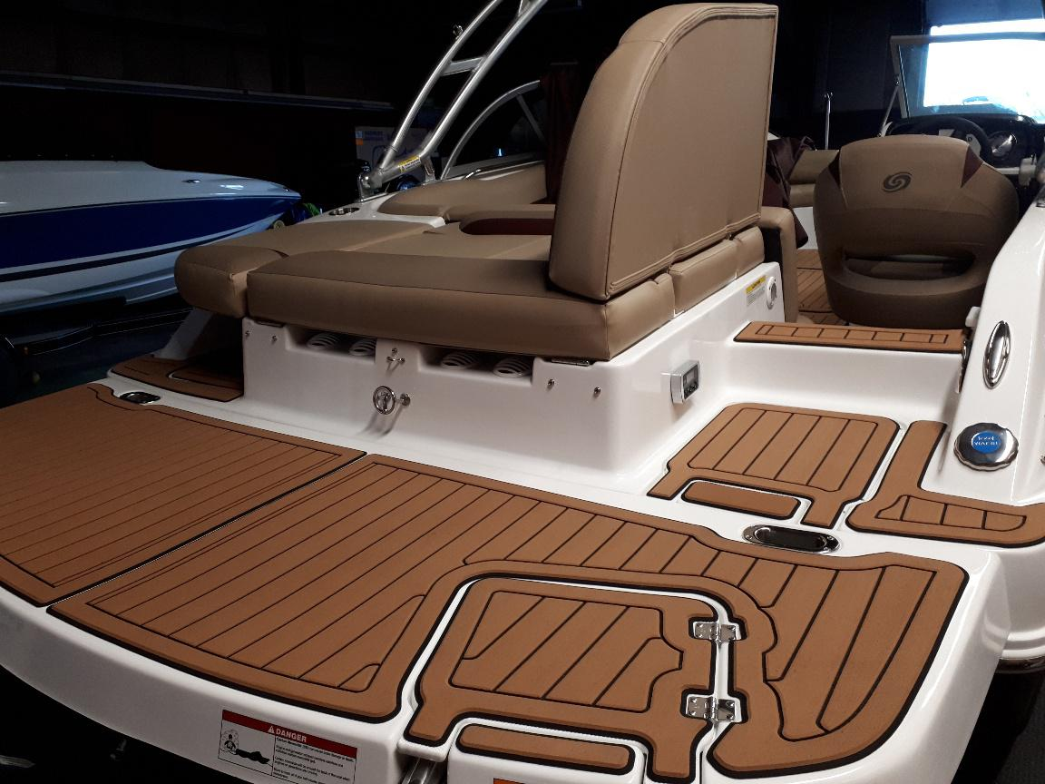 2019 Hurricane boat for sale, model of the boat is SUN DECK 187I BR TOWER & Image # 3 of 3