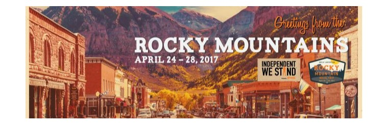 Independent We Stand - Rocky Mountain Road Trip