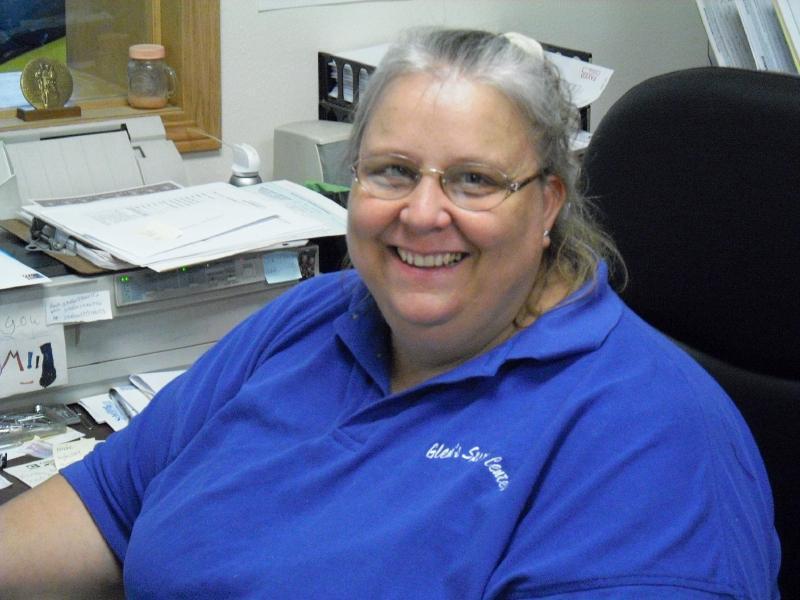 Debb Hughes - Office Manager