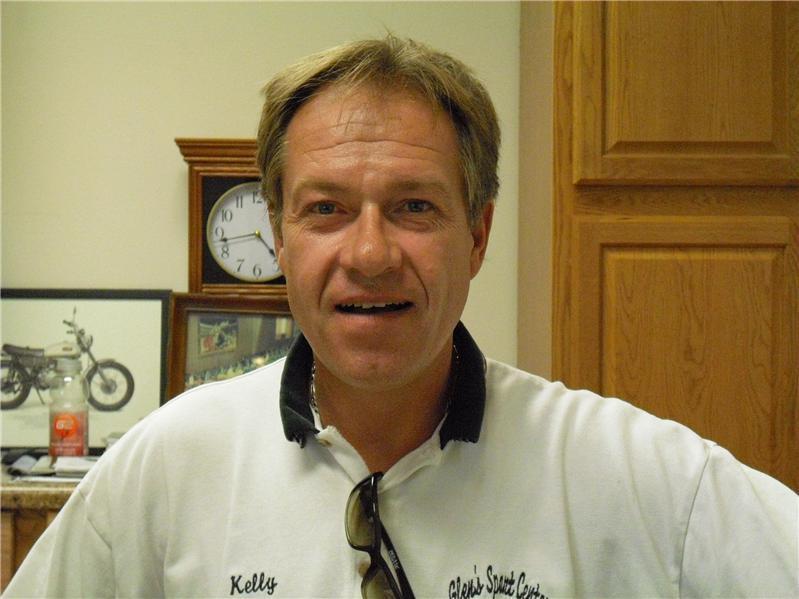 Kelly Jongerius - Owner/Manager