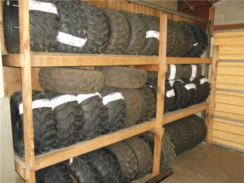 Tires and Mounting