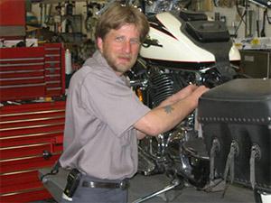 Arlan Jaspers - Service Technician