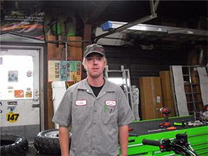 Luke Verrips - Customer Service