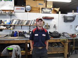 Matt Sedivec - Customer Service