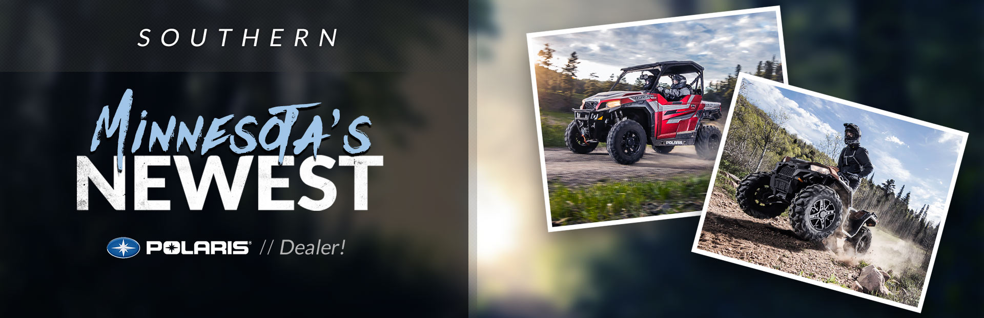 Southern Minnesota's Newest Polaris Dealer: Snell Powersports & Equipment