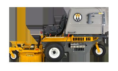 Walker Mowers J M  Hayden Equipment LLC Newfields, NH (800