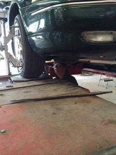 Vehicle Alignment at Baldrees Tire in New Bern, NC