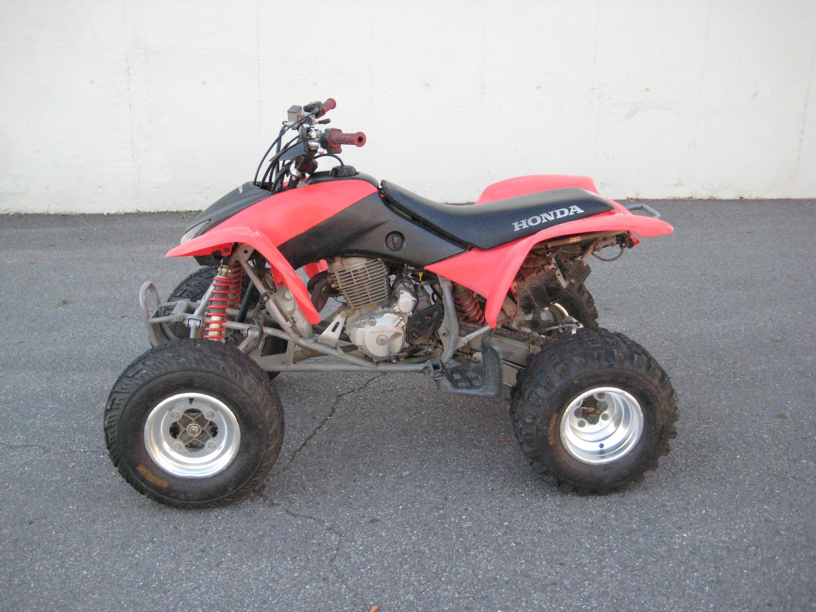 2007 Honda Trx 400ex For Sale In Manchester Nh Naults Powersports Ignition Wiring Diagram Img 1741