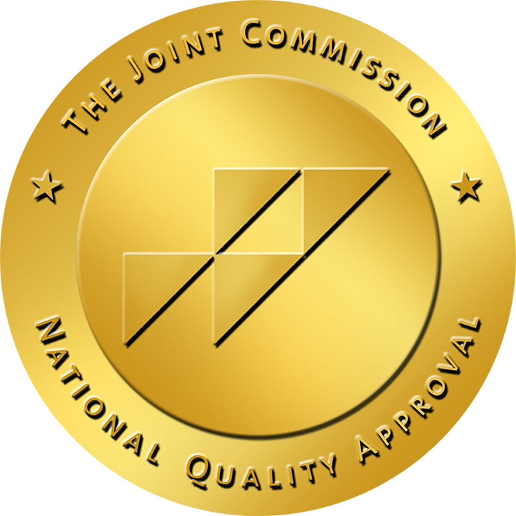 We are approved by The Joint Commission!