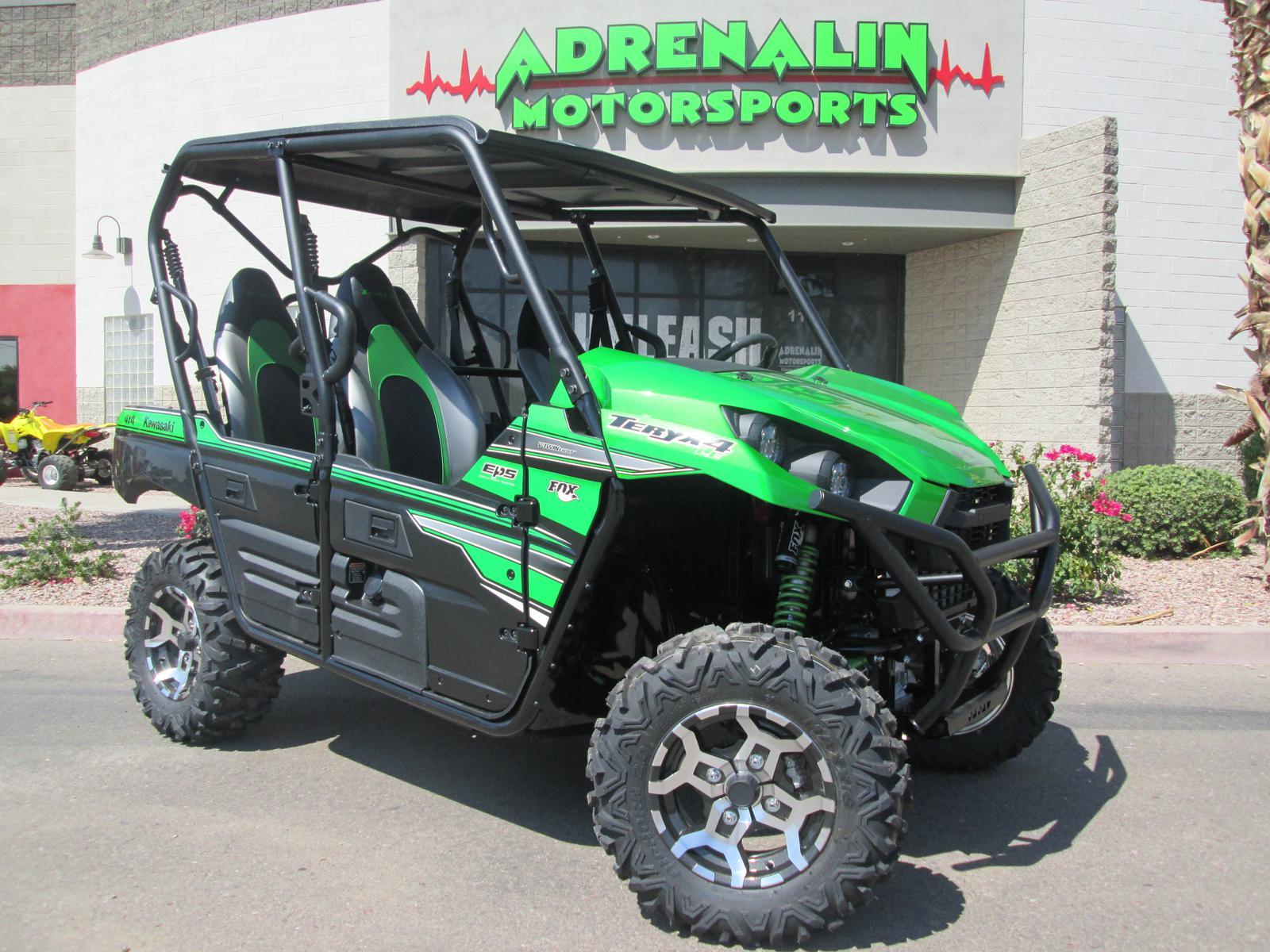 2018 Kawasaki TERYX 4 LE $3000 Savings End of Year Sale for sale in Casa  Grande, AZ | Adrenalin Motorsports 520-836-0583