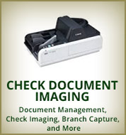 Check Document Imaging