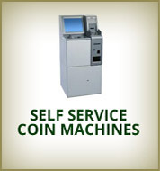 Self Service Coin Machines
