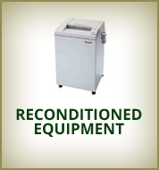 Reconditioned Equipment