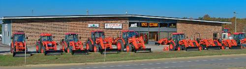 Lynch Equipment Store Image