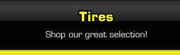 Tires: Shop our great selection!