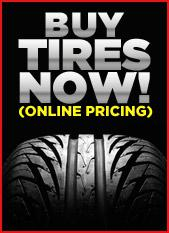 Buy Tires Now! (Online Pricing)