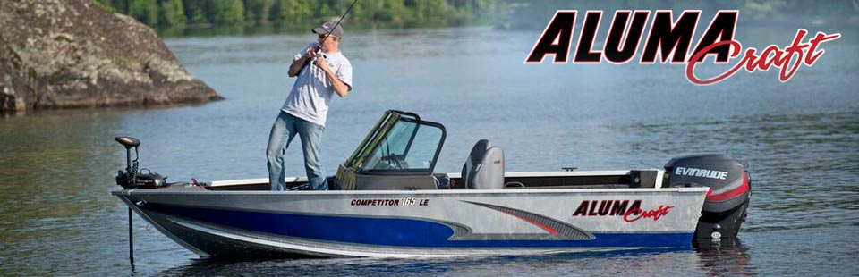 Alumacraft Boats: Click here to view the showcase!
