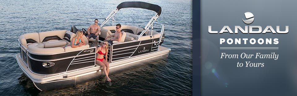 Landau Pontoons: Click here to browse our selection!