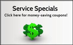 Service Specials: Click here for money-saving coupons!