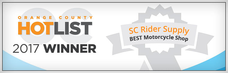 Best Motorcycle Shop: SC Rider Supply