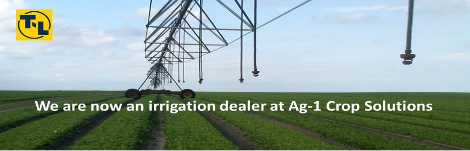 AG-1 Crop Solutions Irrigation dealer