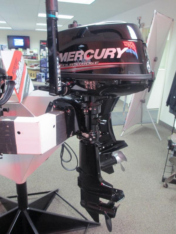 Mercury 5hp Fourstroke Outboard F N R 15 Shaft For Sale In Eagan Mn Valley Motor Sports Inc Eagan Mn 651 452 7400