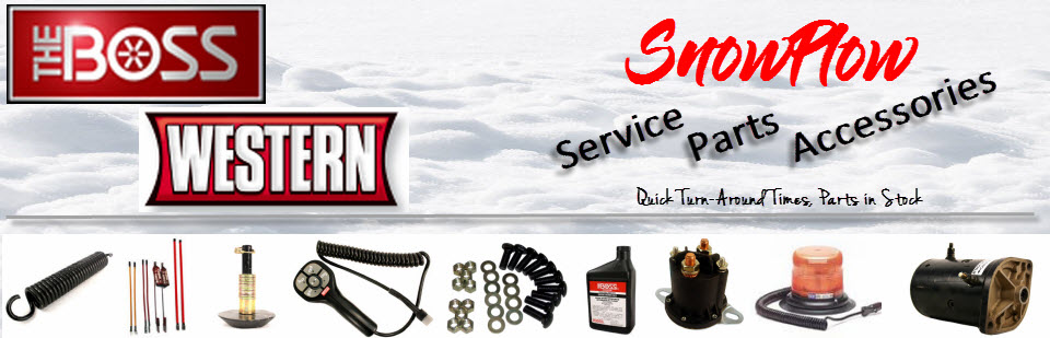 Service, Parts & Accessories for Boss and Western Plows Here at Valley Motor Sports