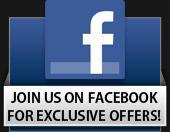 Join us on Facebook for exclusive offers!