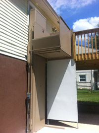 Vertical Porch Lifts
