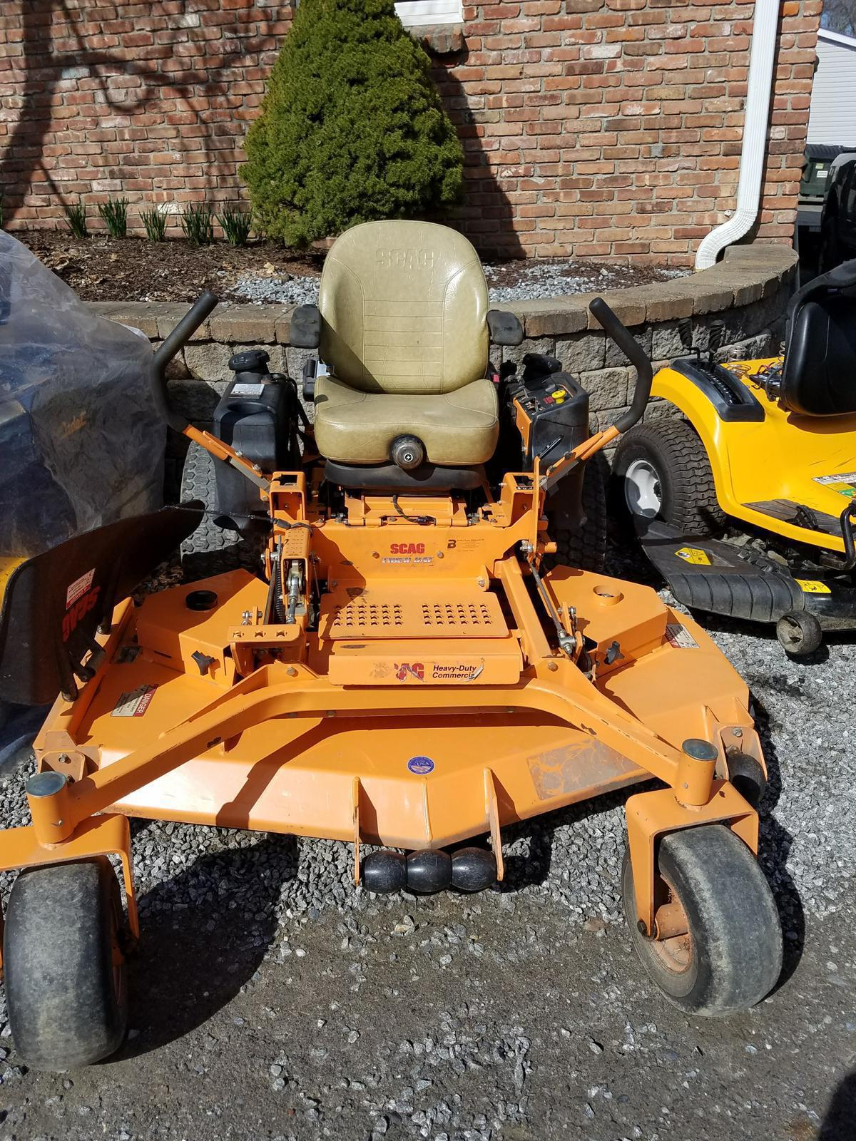 2013 Scag 61 Tiger Cat With 27 Hp Kohler Engine For Sale In Wiring Harness Stormville Ny Bradys Power Equipment Inc 845 221 0222