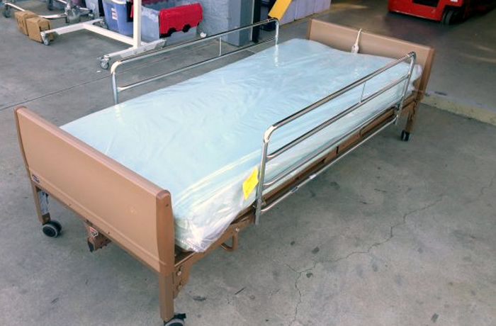 Semi-Electric Beds